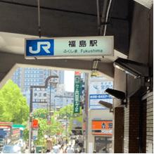 JR大阪環状線 福島駅