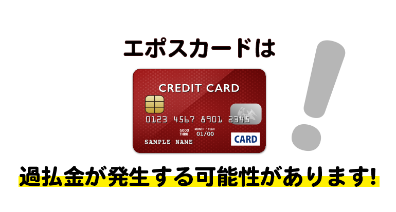 エポスカードで過払金請求はできるのか