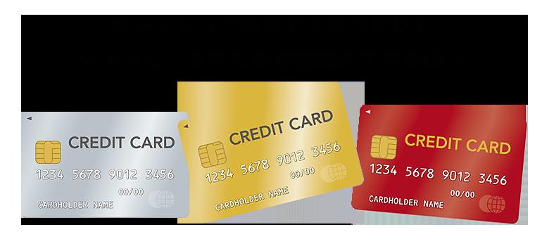 クレジットカードでショッピングをしすぎた場合でも任意整理は可能